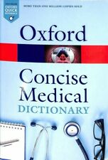 Concise Medical Dictionary, Paperback by Oxford University Press (COR), Brand...