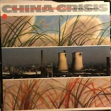 CHINA CRISIS • WarKing With Fire And Steel • Vinile LP • 1983 VIRGIN