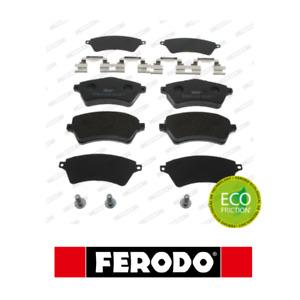 KIT SERIE PASTIGLIE FRENO ANTERIORE LAND ROVER FERODO FDB1473