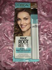 L'Oréal Magic Root Rescue 10 Minute Hair Coloring Kit 6G Light Golden Brown