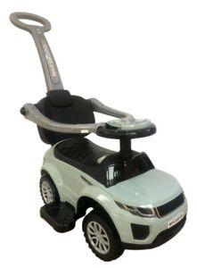 Rutscher Rutschauto Babycar Car Babyauto Auto Kinderauto Spielzeugauto türkis