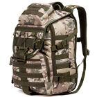 45L Waterproof Outdoor Sports Backpack Bag Laptop Bag Tactical Travel Hiking Bag