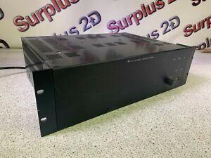 TOA 900 Series II Power Amplifier P-924MK2 240W