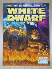 White Dwarf 282 WD282 Eye of Terror Novella not included Free 1st class postage