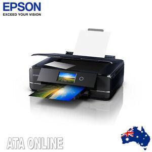 Epson Expression Photo XP-970  A3 Auto Duplex Wi-Fi CD/DVD M/f Inkjet Printer