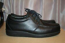 RED WING 6604 Men's Work Oxford (Steel Toe, Elect Hazard, Black Leather) US 8D