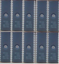 Eprom M27C4001-15 Erased And Blank Checked 10 Pieces(E002)