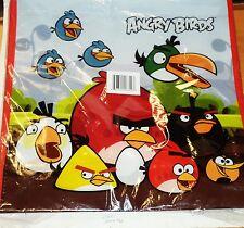 "Angry Birds Bolsa 13. ""X 14."" With 7."" Tira Asa Angry Birds en Ambos Lados"