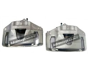 FOR FORD FOCUS MK2 2005>2012 FRONT RIGHT AND LEFT BRAKE CALIPERS NEW PAIR