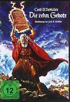 Die zehn Gebote [2 DVDs] von Cecil B. DeMille | DVD | Zustand gut