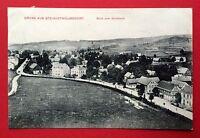 AK STEINIGTWOLMSDORF in Sa. 1908 Blick vom Kirchturm auf den Ort    ( 4954