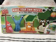 Npw-Usa Ani-Mate Clay Animation Movie Maker Kit Sealed