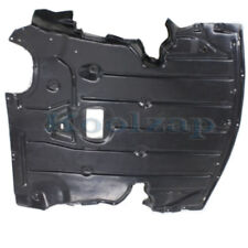 06-13 3-Series Front Engine Splash Shield Under Cover w/Aluminum Pad 51757129341