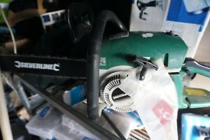 SILVERLINE CHAINSAW 42CC - COLLECTION ONLY