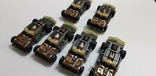 TYCO JAM CAR chassis complete lot of 6 .NEW! ,SALE! SALE!  sale!!!