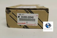 2004-2009 Toyota Prius/ 2004-2006 Scion Xa XB OEM Rear Brake Shoes 0449552040
