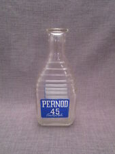 Carafe publicitaire ancienne PERNOD 45/51