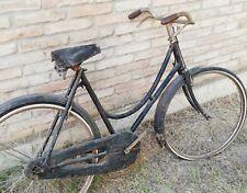 bicicletta bianchi epoca ferrea 1933
