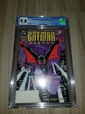 DC Comics CGC 9.8 Batman Beyond 1 Special Origin Issue #nn First Terri McGinnis