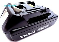 (1) NEW 18V GENUINE BL1820B 2.0 AH Makita Battery 18 Volt For Drill, Saw,Grinder