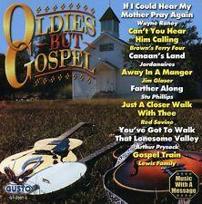 Various Artists - Oldies But Gospel [New CD]