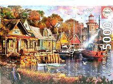 Educa 5000pce The Harbour Evening Puzzle 18015