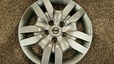 "53078 NEW Hubcap Wheelcovers 2007 08 09 10 11 2012 16"" Nissan Altima Bolt On"