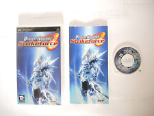 DYNASTY WARRIORS STRIKEFORCE complete in box with manual Sony PSP game