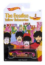 Hot Wheels DML75 The Beatles Yellow Submarine Ringo Star FAST FELLON 5/6