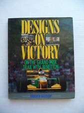 DESIGNS  ON  VICTORY.  Benetton Grand Prix team.  Allsop 1993 book.