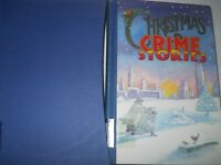 Christmas Crime Stories The Folio Society HARDCOVER Book