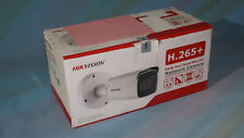 Hikvision 4MP Powered by DarkFighter IP66 Varifocal Bullet Network Security...