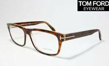 Tom Ford TF5320 053 Tortoise Plastic Eyeglasses Frame 56-15-145 FT5320 Italy