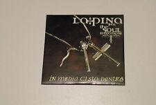 LA PINA feat. SOUL KINGDOME - IN MEDIA CI STO DENTRO -  CD SINGOLO CARDBOARD -