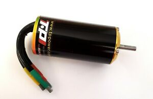 TP Power TP 4050 1700KV Brushless Motor TP 4050 (vented end cap, M4 mounting)