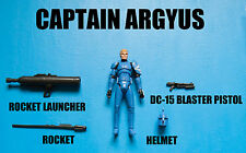 Star Wars Clone Wars Captain Argyus Action Figure! Army Builder!