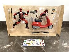 Marvel Legends Series Ultimate Deadpool Corps Dogpool Scooter pack LOOSE