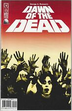 DAWN of the DEAD #1-3 George Romero IDW Horror COMPLETE NM (9.4) SET