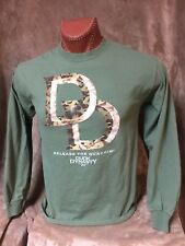 Duck Dynasty Green Long Sleeve Shirt Size M Release The Quackin