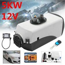 12V+5KW Air Diesel Auto Heizung Luftheizung Heizgerät Ölheizgerät + LCD Schalter