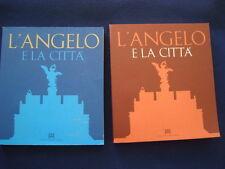 STORIA-ARTE-ARCHITETTURA-ROMA-L'ANGELO DELLA CITTA' : CASTEL SANT' ANGELO-2 VOLL