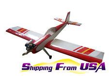 60in Stylus Sport .40 Class Balsa Electric/Nitro RC Aerobatic Airplane ARF Kit
