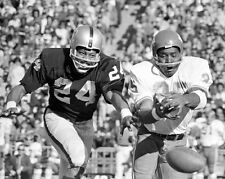 Oakland Raiders WILLIE BROWN Glossy 8x10 Photo NFL Football Print Poster