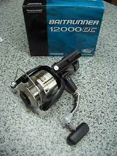 Shimano Rolle Baitrunner 12000OC, Freilaufrolle Angelrolle