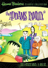 Hanna-Barbera DVD: The Addams Family Complete Animated Series 4-Disc Adams