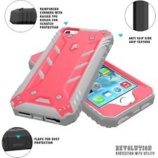 iPhone SE / 5S / 5 | Poetic [Dust Resistant] Rugged Shockproof Case Cover Pink