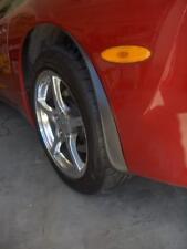 C6 Corvette Z06 / ZR1 / Grand Sport 2006-2013 Rear Splash Guards - Pair