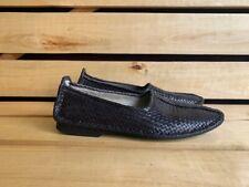 GIORGIO ARMANI Mens Blue Leather Shoes Sz. UK 41 US 8