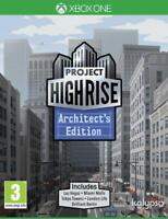 Project Highrise Architects Edition For Xbox One (New & Sealed)