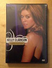 KELLY CLARKSON, Behind Hazel Eyes, DVD, NEW